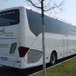 Busvermietung Berlin Setra 53 + 1 Personen