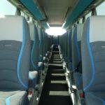 Bequem reisen mit modernen Bussen